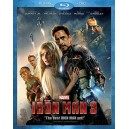 Iron Man 3 Blu-Ray + DVD